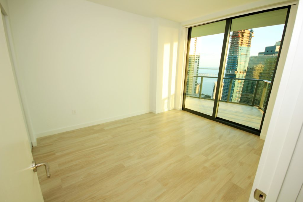 Unit 3506 at SLS Brickell - Master Bedroom