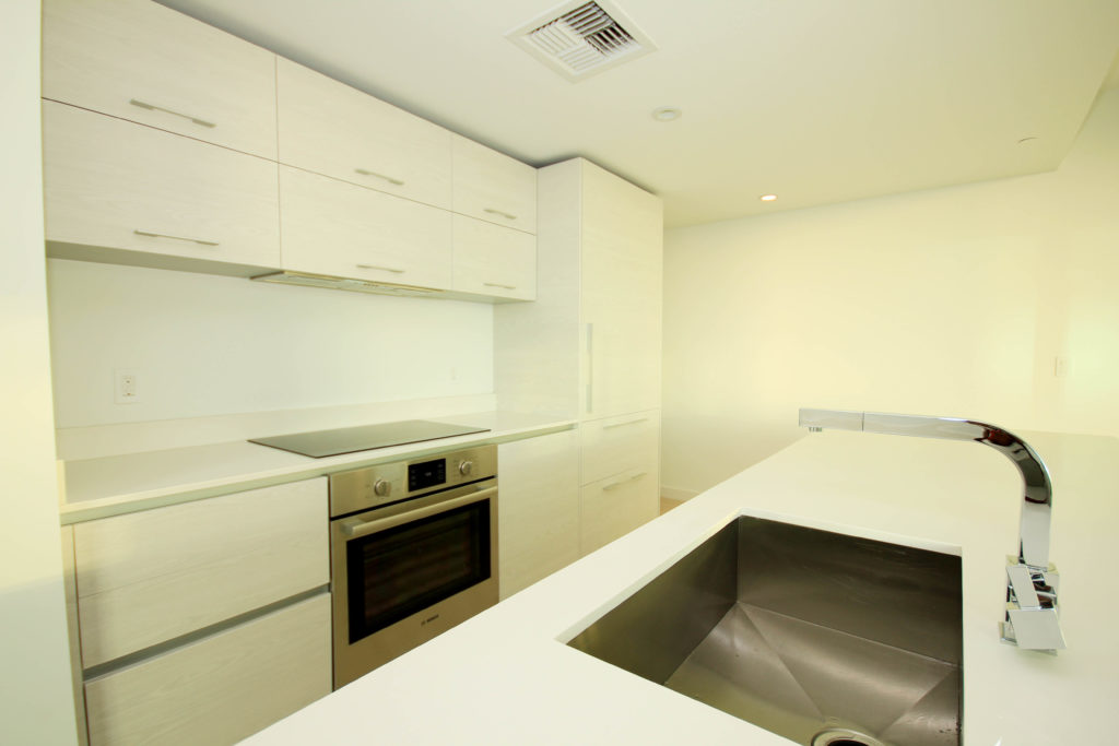Unit 3506 at SLS Brickell - Kitchen