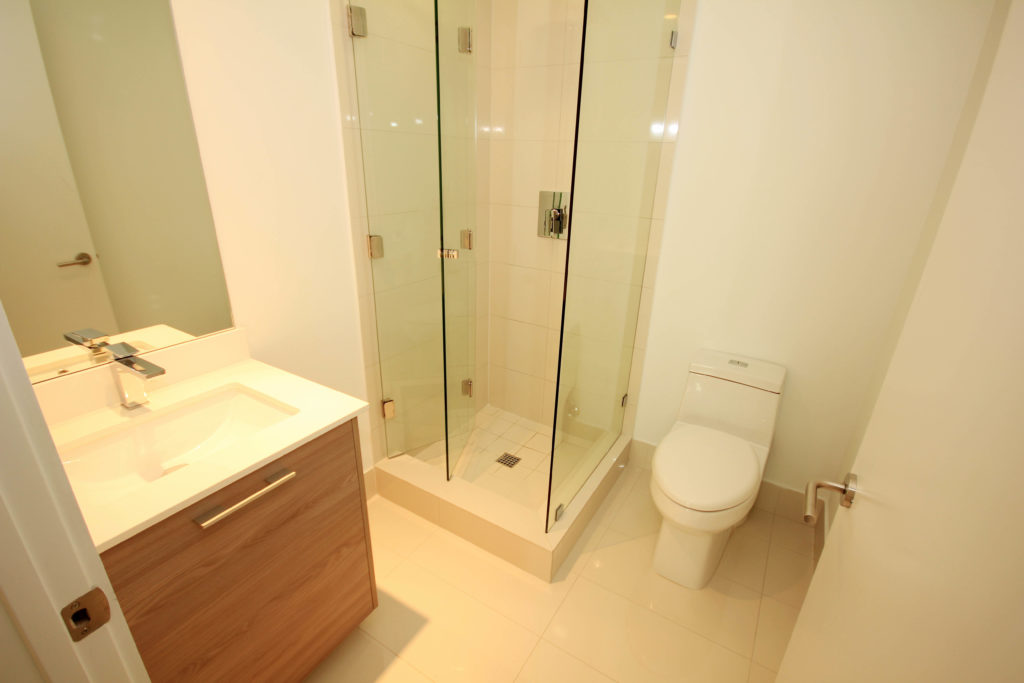 Unit 3506 at SLS Brickell - Second Bathroom