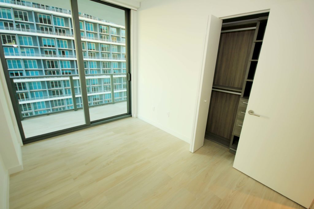 Unit 3506 at SLS Brickell - Second Bedroom