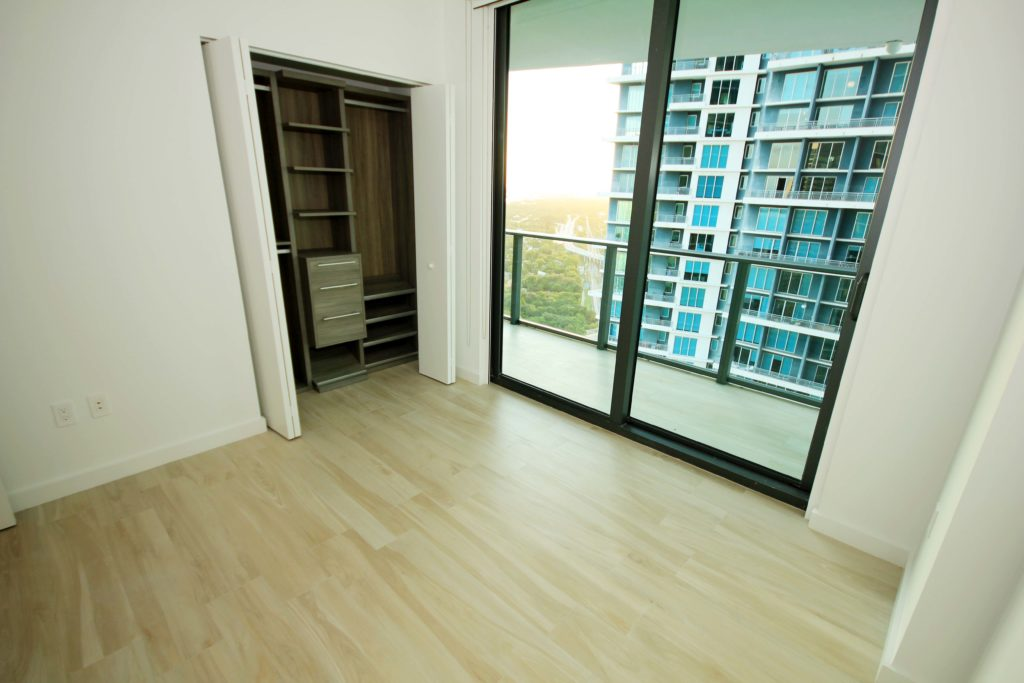 Unit 3506 at SLS Brickell - Third Bedroom