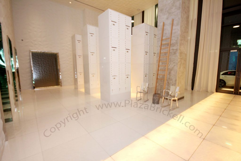 SLS Brickell Lobby