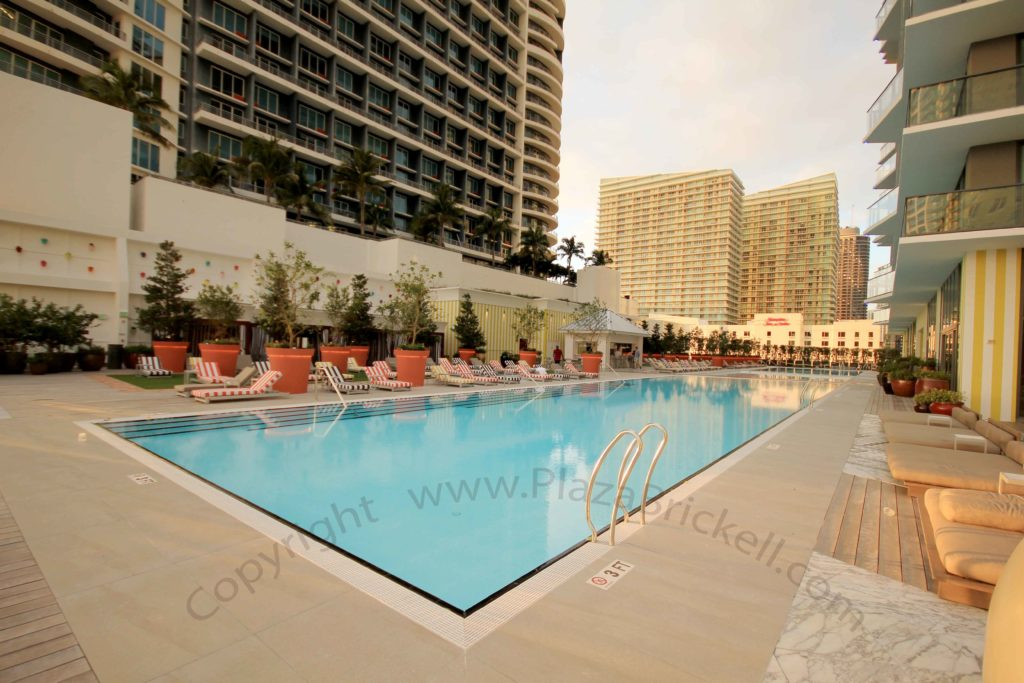 The Pool at SLS Brickell