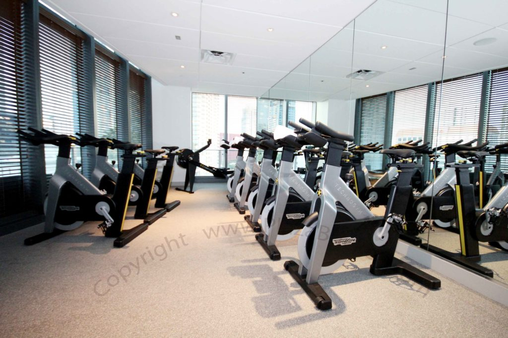 The Fitness Center at SLS Brickell